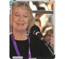 Janette Turner Hospital @ Sydney Writers Festival 2014 iPad Case/Skin