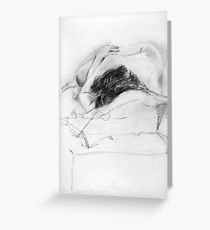Sleep 054 Greeting Card