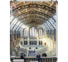 The Natural History Museum London iPad Case/Skin