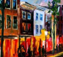 Amsterdam, Red Lights — Buy Now Link - www.etsy.com/listing/211932026 Sticker