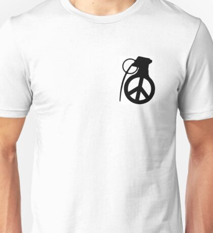 Peace out Unisex T-Shirt