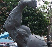 Iron Fist by Debbie Montgomery