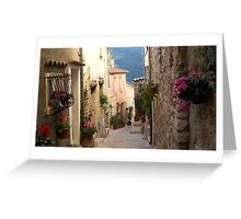Beautiful passage ! Greeting Card