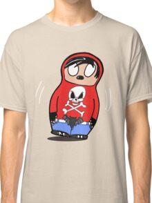 Wobbling Emo Babushka Doll Classic T-Shirt