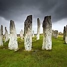 Callanish Storm by hebrideslight