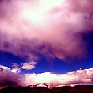 Valentine Clouds by Roger Sampson