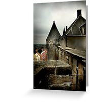 Burg Bentheim, Germany Greeting Card