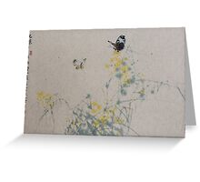 Butterfly v1 Greeting Card