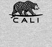 Black Cali Bear Unisex T-Shirt