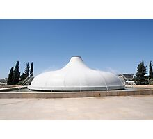 Israel, Jerusalem, Israel Museum, The Shrine of the Book Photographic Print