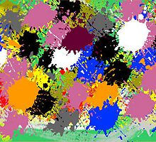(WHITE EAGLE CREEK ) ERIC WHITEMAN ART  by eric  whiteman