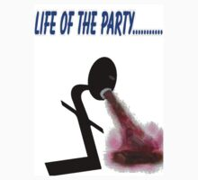 LIFE OF THE PARTY... by Brad Hutchings