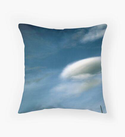 Passing Cloud Throw Pillow