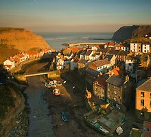 Staithes by Neil Dotti