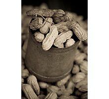 Peanuts Photographic Print