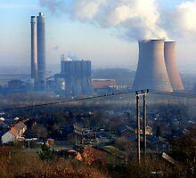 the toxic towers by JennySmith