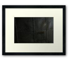 RICHARDS Framed Print