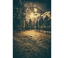 Sonne Photographic Print