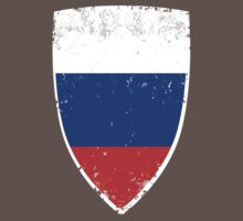 Flag of Russia Kids Clothes