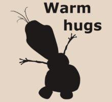Warm Hugs by Irenuccia