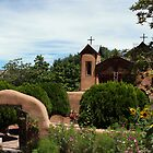 Chimayó Colors by Daniel J. McCauley IV