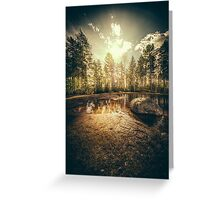 Sonne II Greeting Card