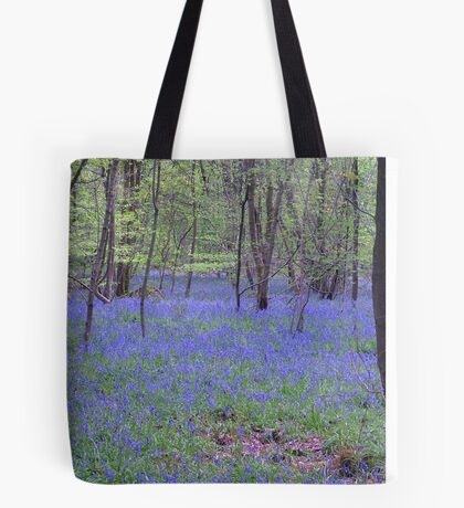 Beautiful bluebells number 2 Tote Bag