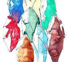 Arcaron: power cristals by Arcaron Merchandising