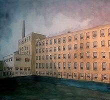 Paper maker #2 by K. A.  Cooper