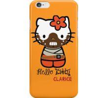 Hello Clarice Hello Kitty iPhone Case/Skin