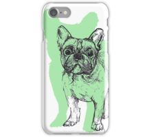 Theo the Frenchie iPhone Case/Skin