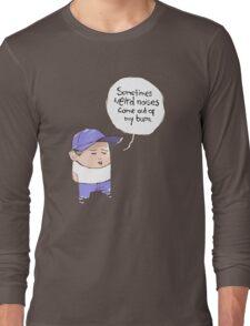Weird noises Long Sleeve T-Shirt