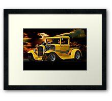 1930 Ford Pickup Truck Framed Print