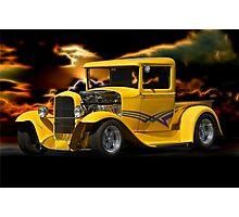 1930 Ford Pickup Truck Photographic Print