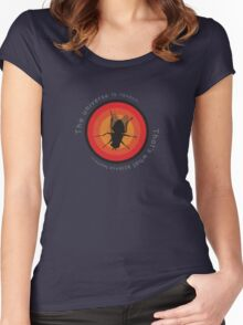 Breaking Bad - Fly Women's Fitted Scoop T-Shirt