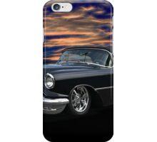 1956 Oldsmobile Custom Convertible iPhone Case/Skin
