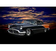 1956 Oldsmobile Custom Convertible Photographic Print