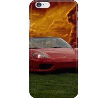 Ferrari F430  iPhone Case/Skin