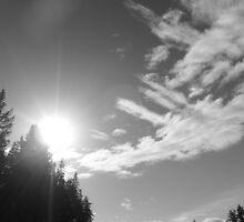 GOD'S LIGHT by sugerpie