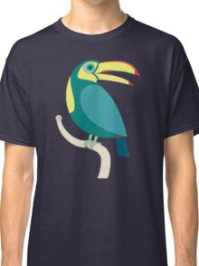 TOUCAN WITH RED NAILS Classic T-Shirt