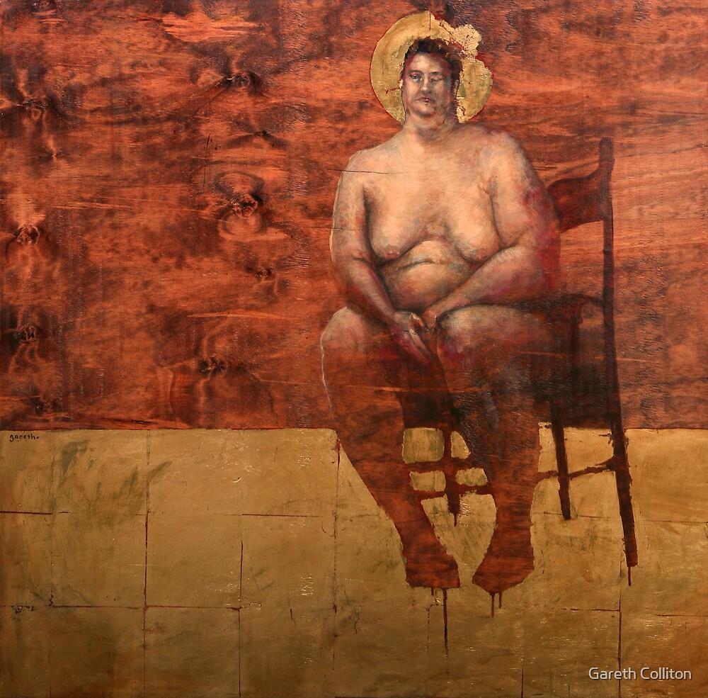 Goddess 1 by Gareth Colliton