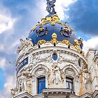 metropolis. madrid by terezadelpilar~ art & architecture