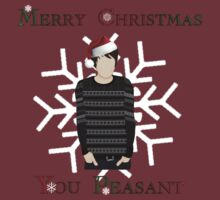 Merry Christmas You Peasant (danisnotonfire) by scruffyjate