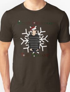 Merry Christmas You Peasant (danisnotonfire) T-Shirt