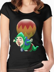 Tingle Time! Women's Fitted Scoop T-Shirt