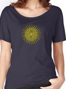 MEGA SUN TESLA Women's Relaxed Fit T-Shirt