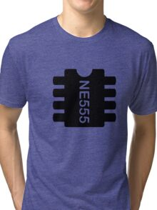 NE 555 IC Tri-blend T-Shirt
