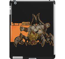 Azmodan - So now you listen iPad Case/Skin