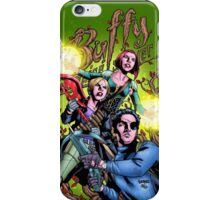 Buffy Comic Trio iPhone Case/Skin