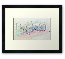 Oeiras Office Park Project Framed Print